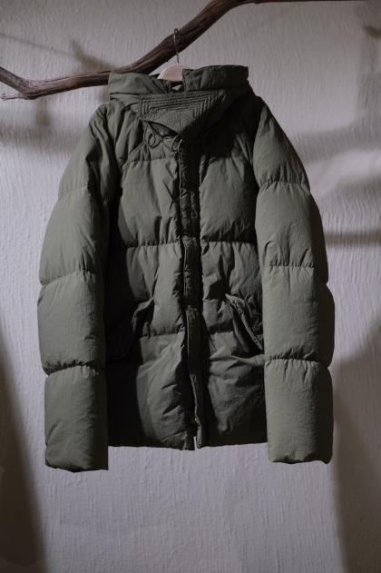 텐씨 Ten C Artic Down Parka - Khaki(Col no.659)