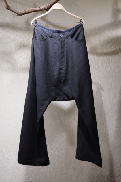 Jan Jan Van Essche 얀 얀 반 에쉐 - Trousers #58 ZAKURO HEMP TWILL