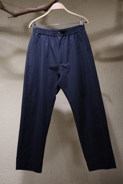 스튜디오 니콜슨 STUDIO NICHOLSON - GENTILE Trousers - Dark Navy