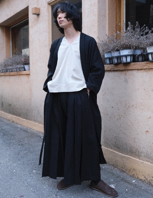 [MECLADS 맥클래즈] 2021 S/S Jan Jan Van Essche / Virtuoso Tau.H styling suggestions 2021.03.11