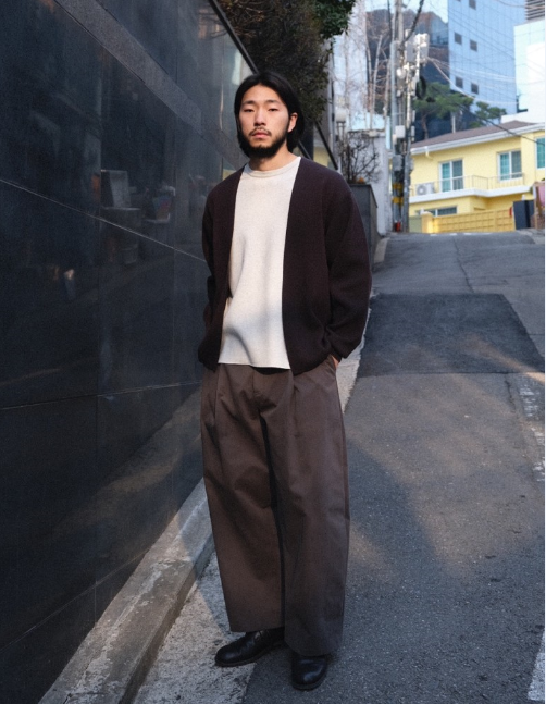 [MECLADS 맥클래즈] 2021 S/S Batoner / Studio Nicholson / Guidi suggestions 2021.03.14