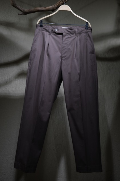엠에프펜 Mfpen - SCENE Trousers - Brown