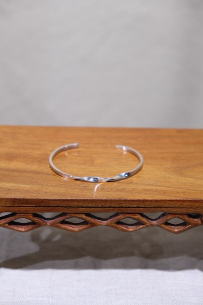 노스웍스 North Works Bangle - Twisted Middle