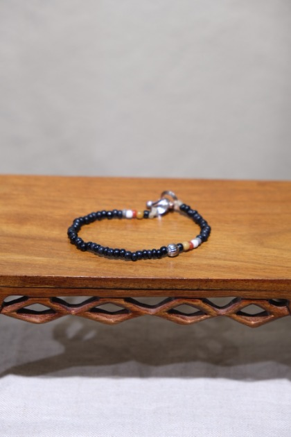 노스웍스 North Works Beads Bracelet - Black